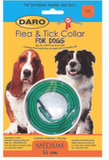 DARO TICK AND FLEA COLLAR MEDIUM DOGS - ONLINE DEAL ONLY