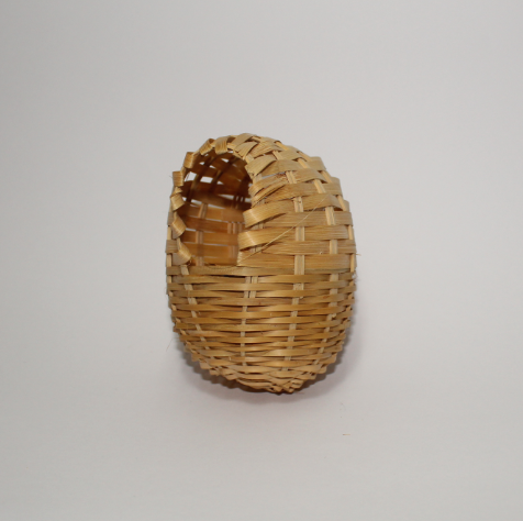 WICKER FINCH NEST SMALL - ONLINE DEAL ONLY