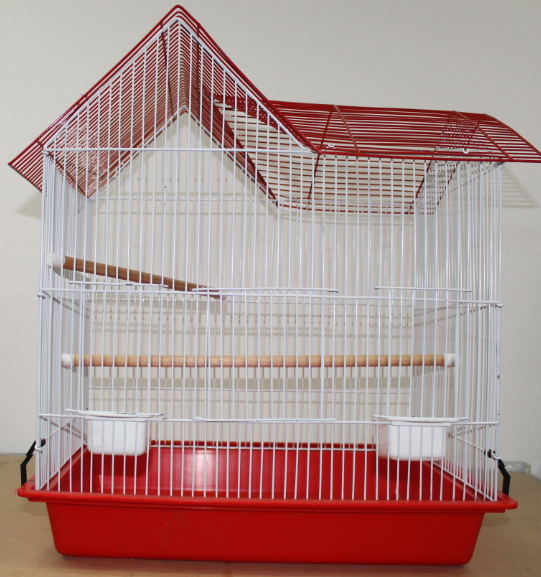 HOUSE BIRD CAGE MED LARGE
