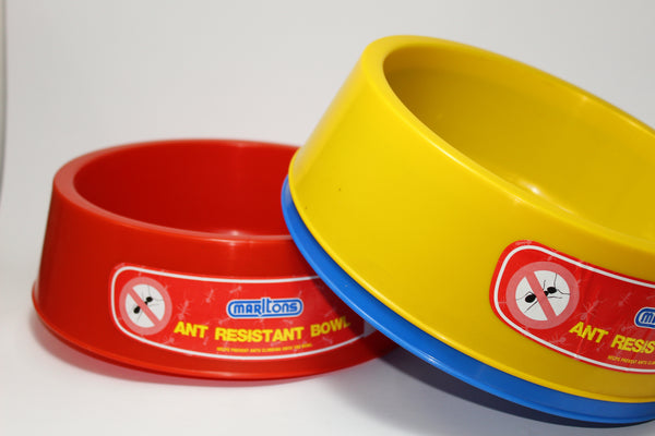 MARLTONS ANT RESISTANT BOWL X-LRG PLASTIC 260MM
