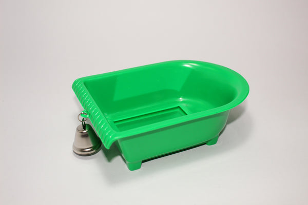 DARO PLASTIC BIRD BATH WITH MIRROR