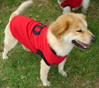 KUNDUCHI DOG JERSEY RED