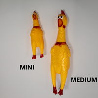 MINI SQUEAKY CHICKEN