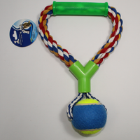 TENNIS BALL Y TUGGER TOY 133 - ONLINE DEAL ONLY