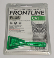 FRONTLINE FLEA & TICKS FOR CATS -  POUR-ON