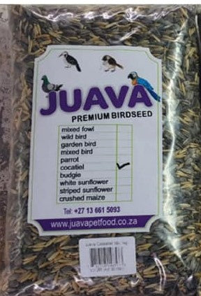 JUAVA MIXED COCKATIEL 1KG - Just Arrived
