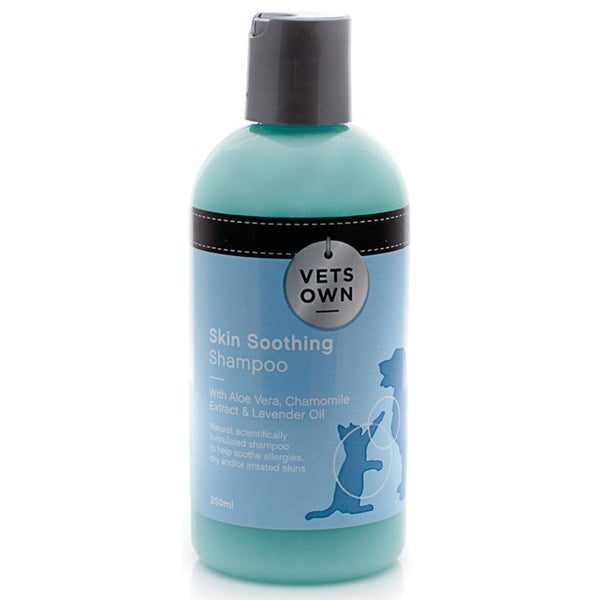 VETS OWN SHAMPOO SKIN SOOTHING 250ML