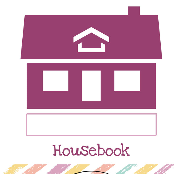 Print It Yourself Housebook