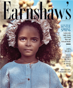 Earnshaw's- Cover & Editorial- SS19