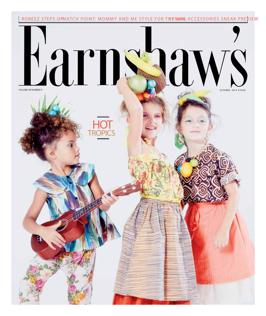 Earnshaw's Editorial - SS15