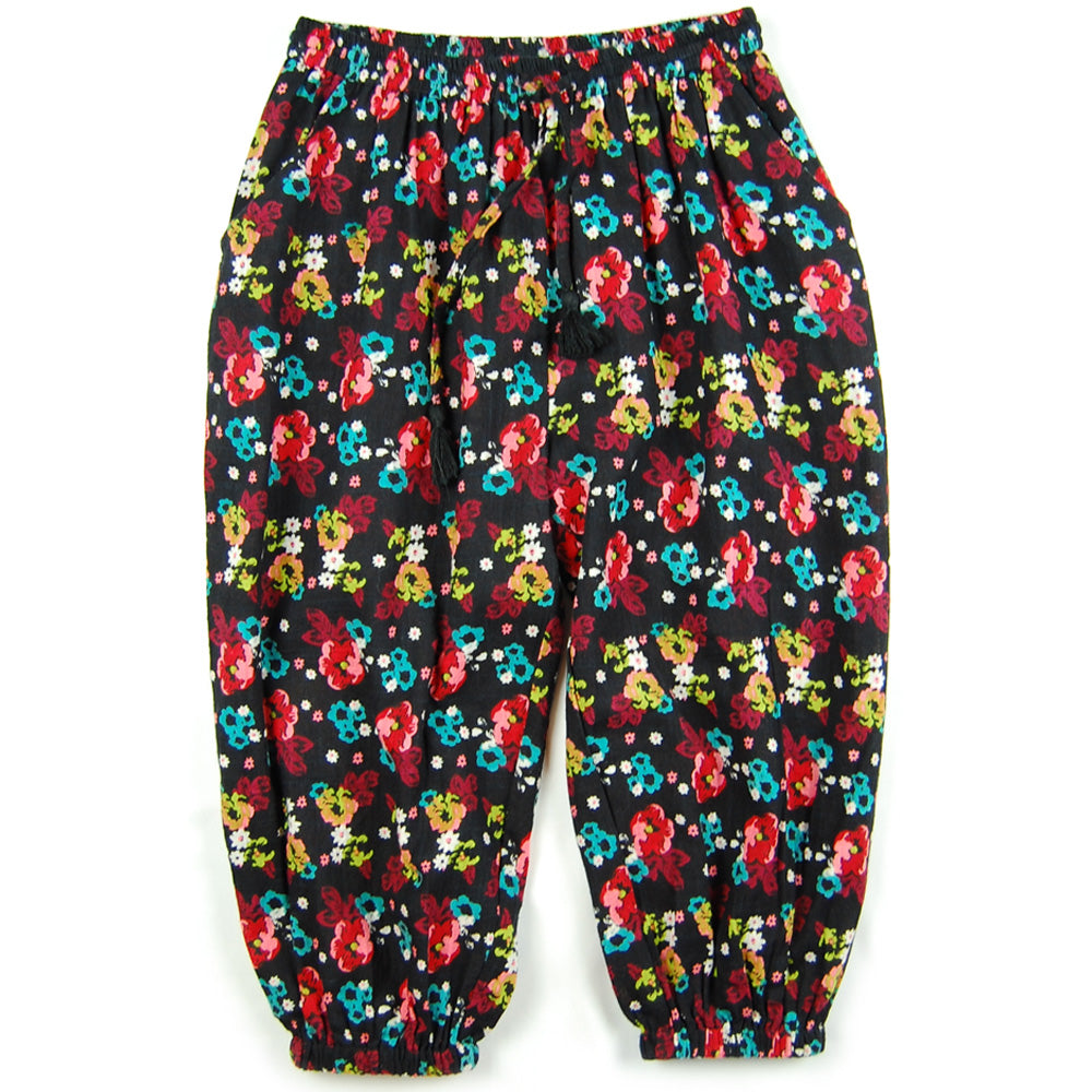 Alani Pants Black Forest Organic