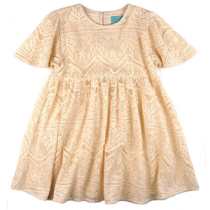 Sky Cover Up Dress Capri Lace