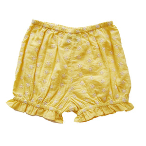 Coco Bloomers Embroidered Gauze Meringue