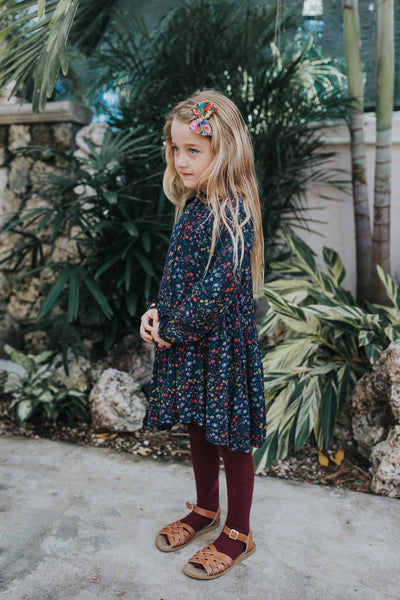 Amelie Dress Nuit Organic