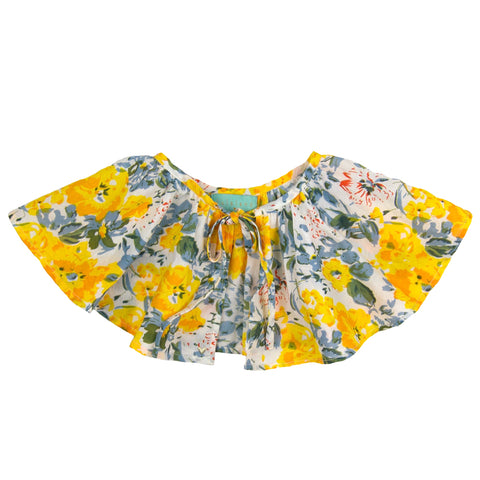 Camila Collar Yellow Meadow- Organic