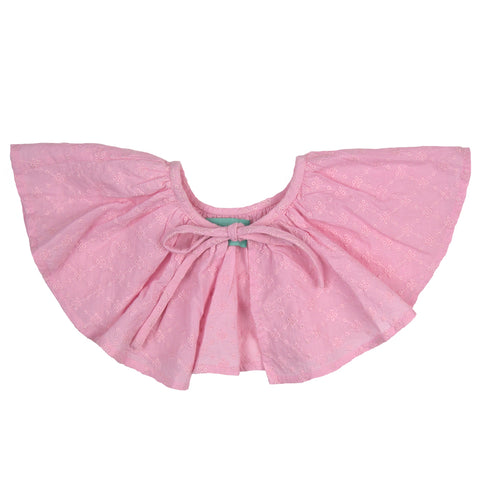 Camila Collar Lilac embroidered- Organic