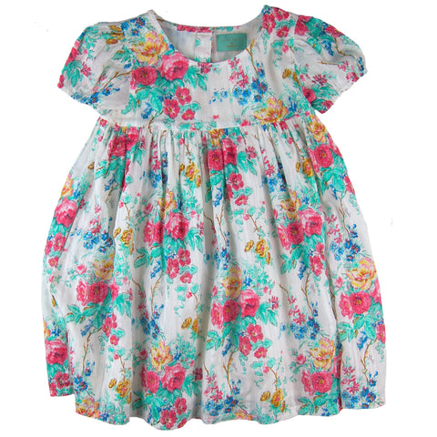 Maia Dress Bouquet Vintage