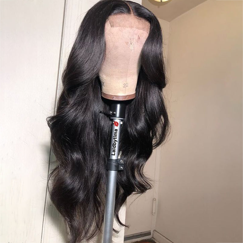 Lovely Human Hair Undetectable Swiss Lace Wigs Recommended by Youtube Gurus