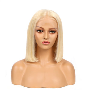 """Renee"" #613 Straight Bob Lace Front Wig"