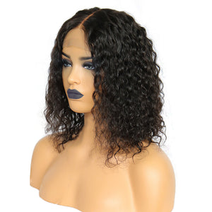 Best Wigs Store Online Wet & Wavy Style Short Bob Wigs for Black Women