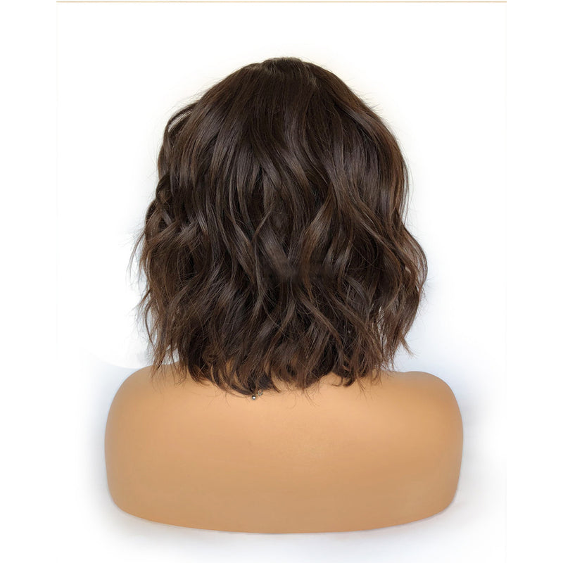 Summer Bob Wig Lace Frontal Wig