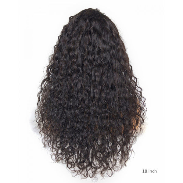 """Susan"" Glueless Water Wave Lace Front Wig"