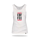 COF FEE Classic | Tank Top Women - Living After Coffee