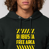 ROBUSTA FREE AREA | Hoodie - Living After Coffee