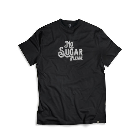No Sugar Please | T-Shirt - Living After Coffee