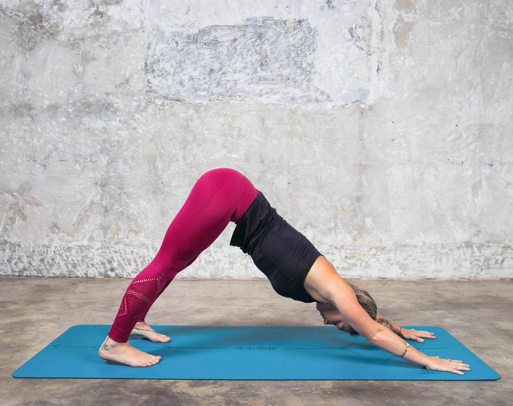5 Steps to the Perfect Downward-Facing Dog