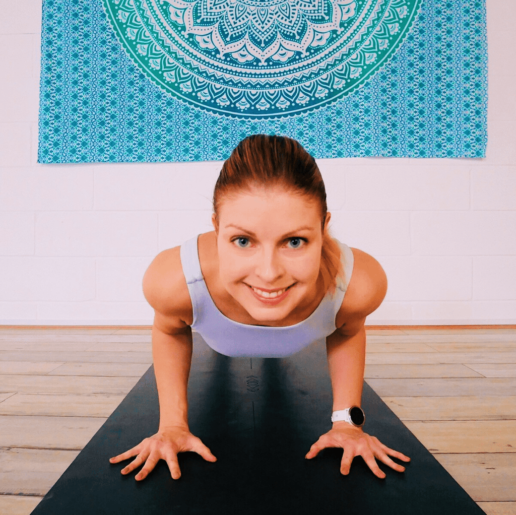 How to Improve Your Chaturanga with These Tips By Carly Rogers