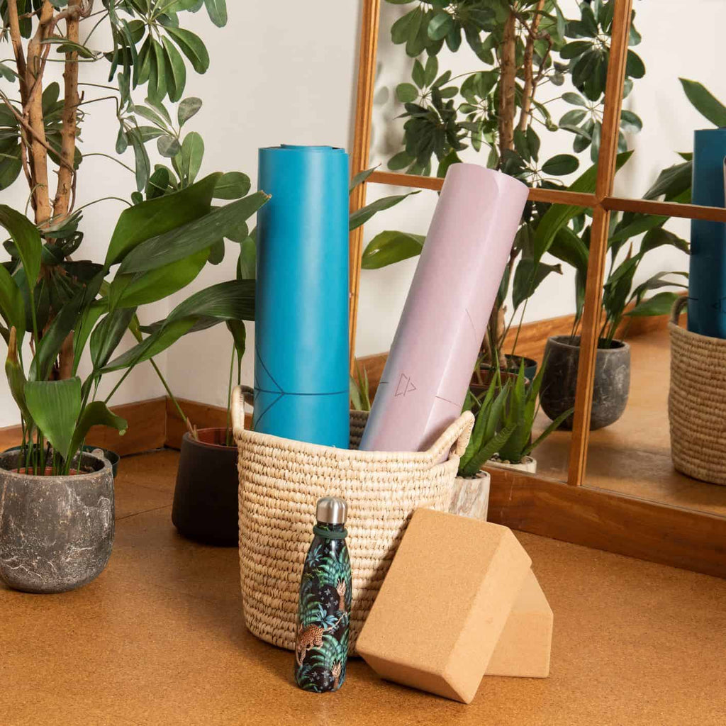 Are You Practicing on the Right Yoga Mat?