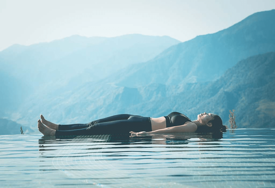 How Shavasana will help you maintain a healthy mindset