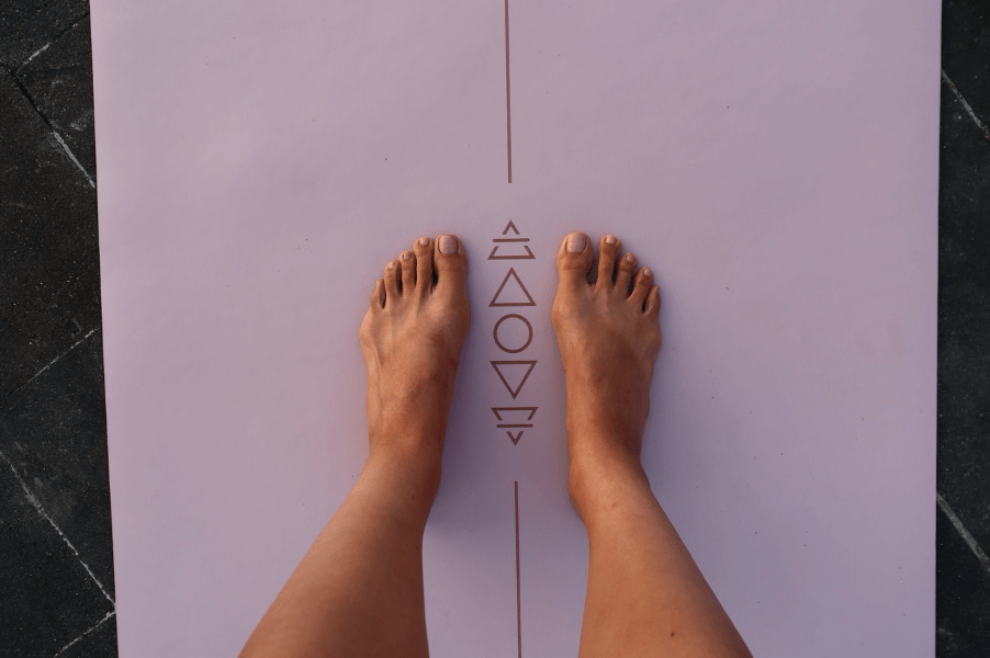 How to care for your personalised yoga mat