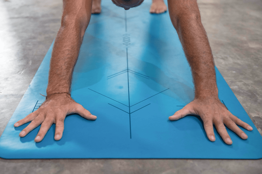 The 5 benefits of yoga mat alignment guidelines