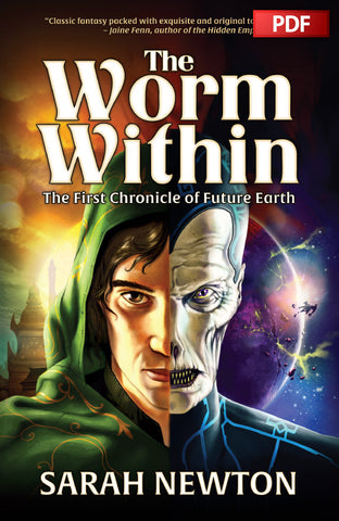 THE WORM WITHIN - THE FIRST CHRONICLE OF FUTURE EARTH (NOVEL) - PDF