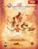 CAPHARNAUM: THE TALES OF THE DRAGON-MARKED RPG CORE BOOK - PDF
