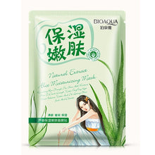 Load image into Gallery viewer, Lavender Korean Face Mask for Acne with Aloe.  Moisturizing Oil-Control Mask for Face Cherry Pomegranate Acne Treatment Facial skin care