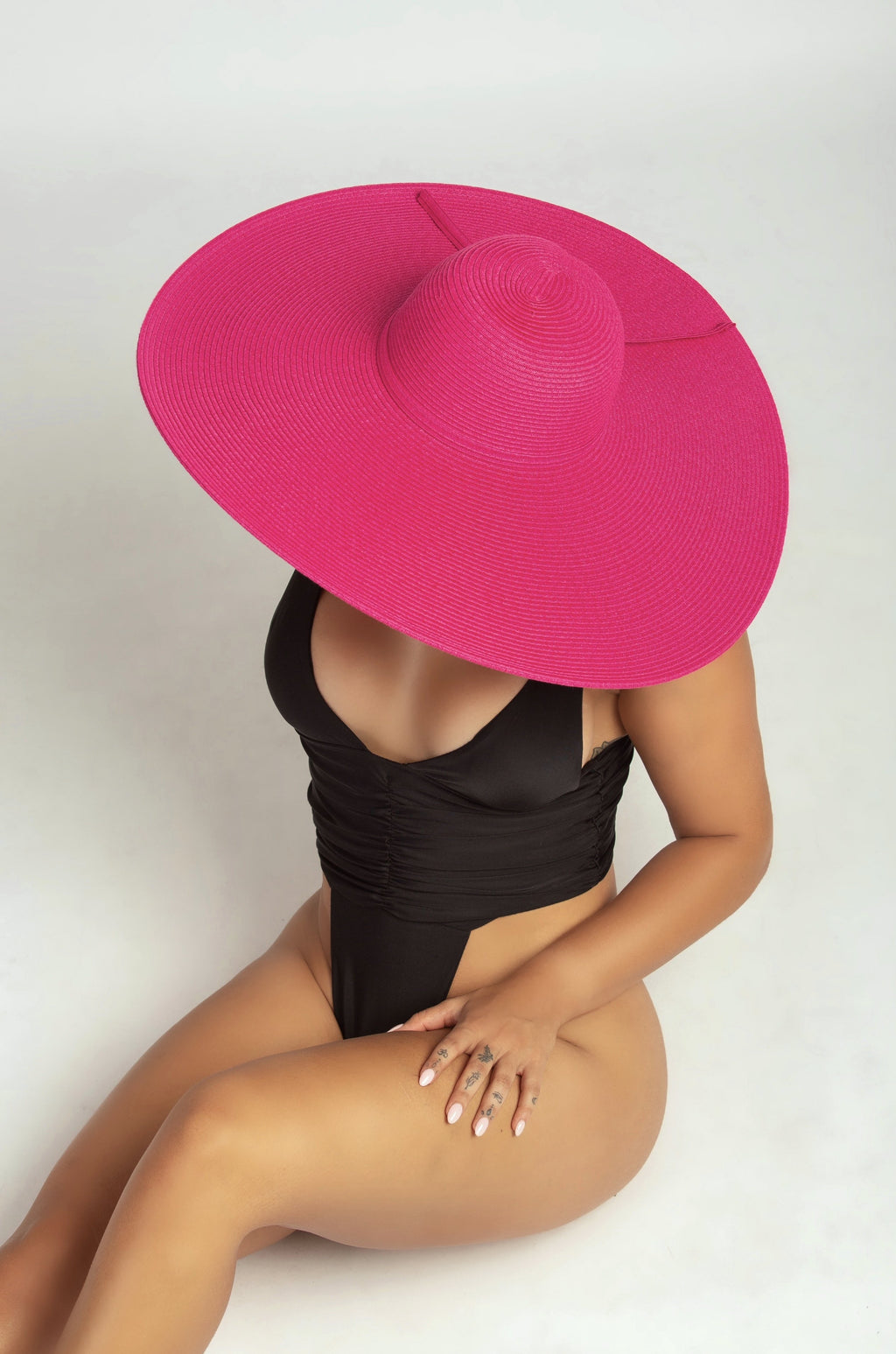 TAKE ME TO TULUM HAT IN PINK-ACCESSORIES-Twerkish Boutique