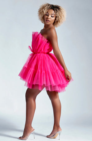 LYLA TUBE DRESS-DRESSES-Twerkish Boutique
