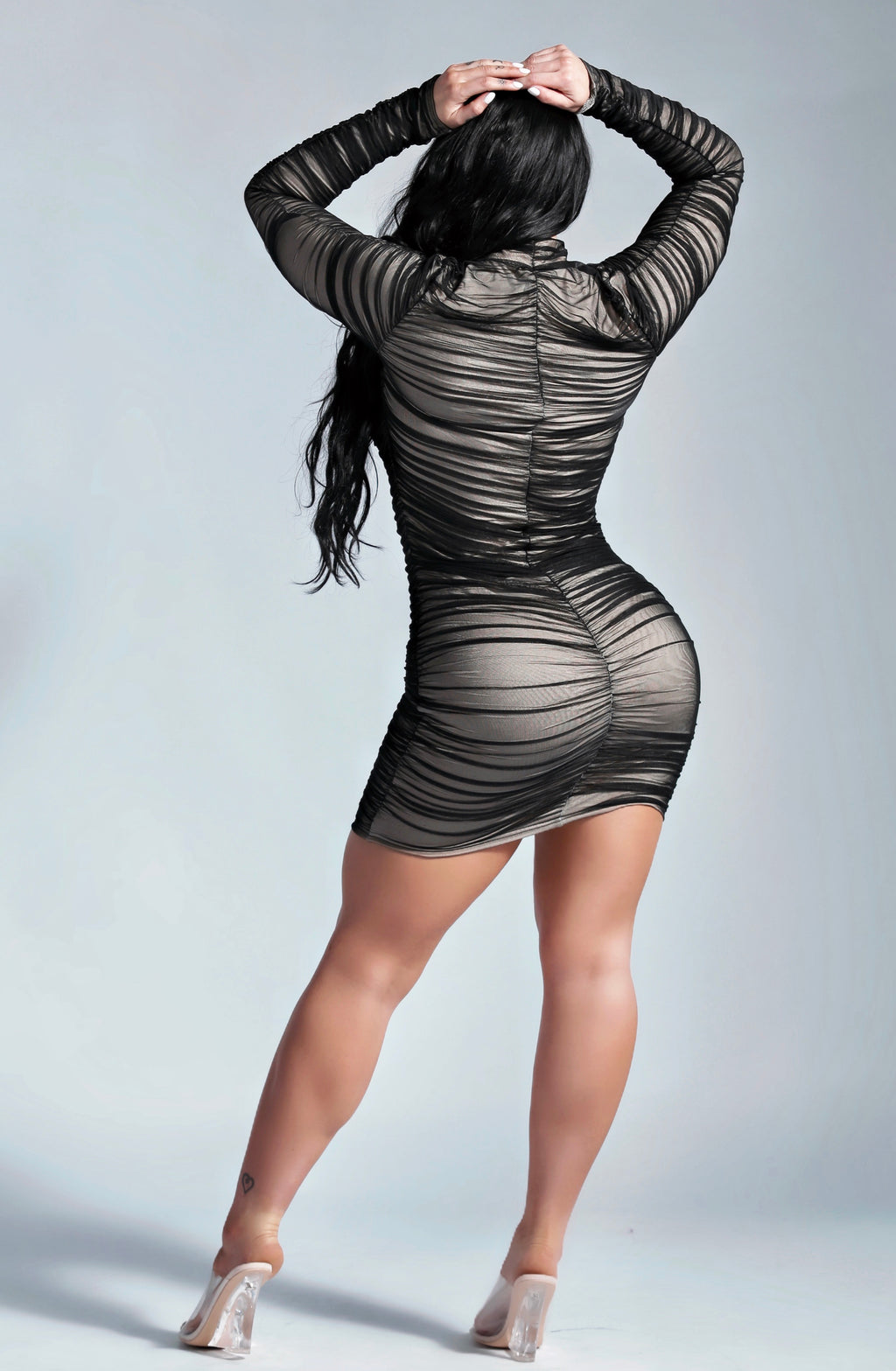 BARDI MINI DRESS-DRESSES-Twerkish Boutique