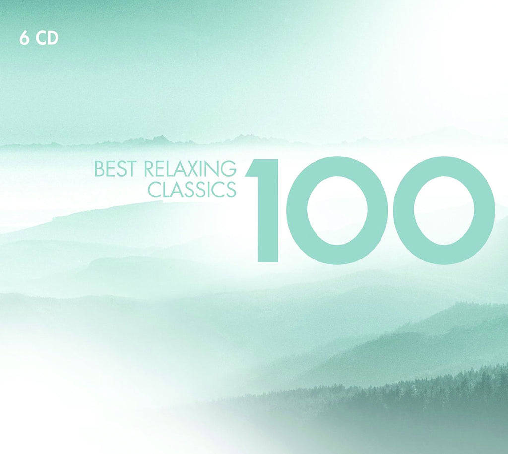 100 Best Relaxing Classics 6-CD Set