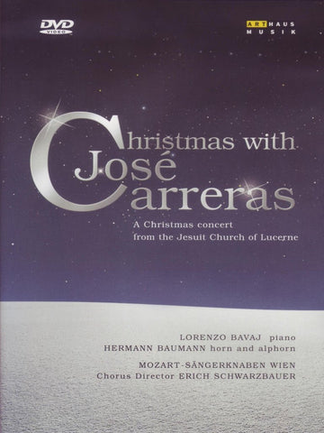 Christmas with Joese Carrera DVD