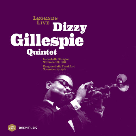 Legends Live: Dizzy Gillespie Quintet