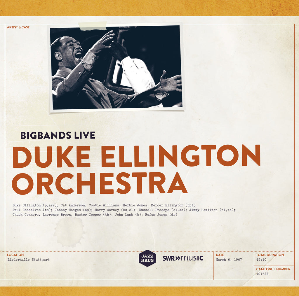Big Bands Live: Duke Ellington