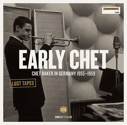 Chet Baker: Chet in Germany