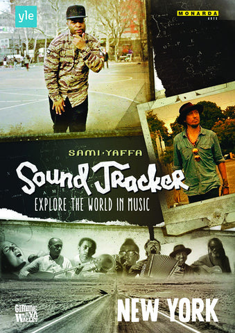 Sound Tracker - Explore the World in Music: New York