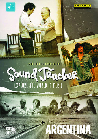 Sound Tracker - Explore the World in Music: Argentina