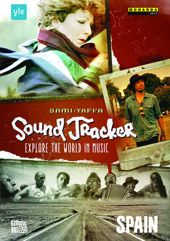 Sound Tracker - Explore the World in Music: Spain