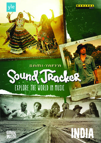 Sound Tracker - Explore the World in Music: India